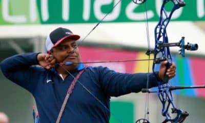 tiro com arco composto por equipes incluído nos Jogos Pan-Americanos de Santiago 2023