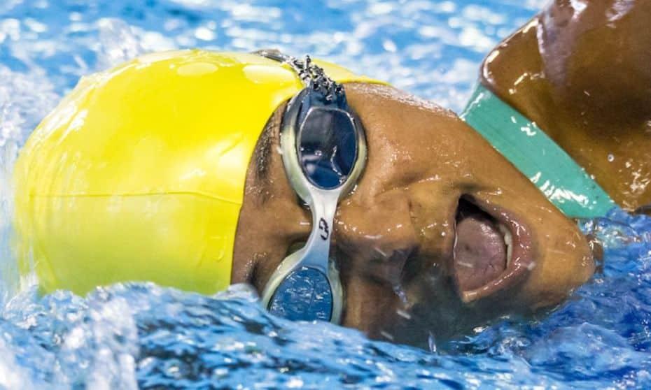 Comitê Paralímpico Internacional (IPC) suspendeu a nadadora paralímpica Patricia Pereira dos Santos por doping nos Jogos Parapan-Americanos de Lima 2019 (nadadora paralímpica)
