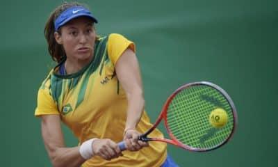 Brasileira Luisa Stefani