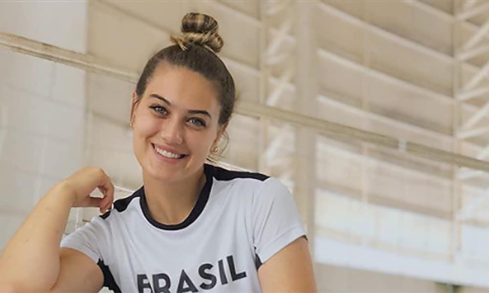Luiza Fiorese vôlei sentado tóquio seleção brasileira
