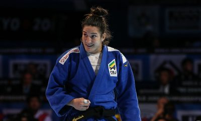 Mayra Aguiar judô Olimpíada Rio 2016