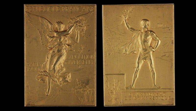 Medalhas dos Jogos Olímpicos de Paris-1900