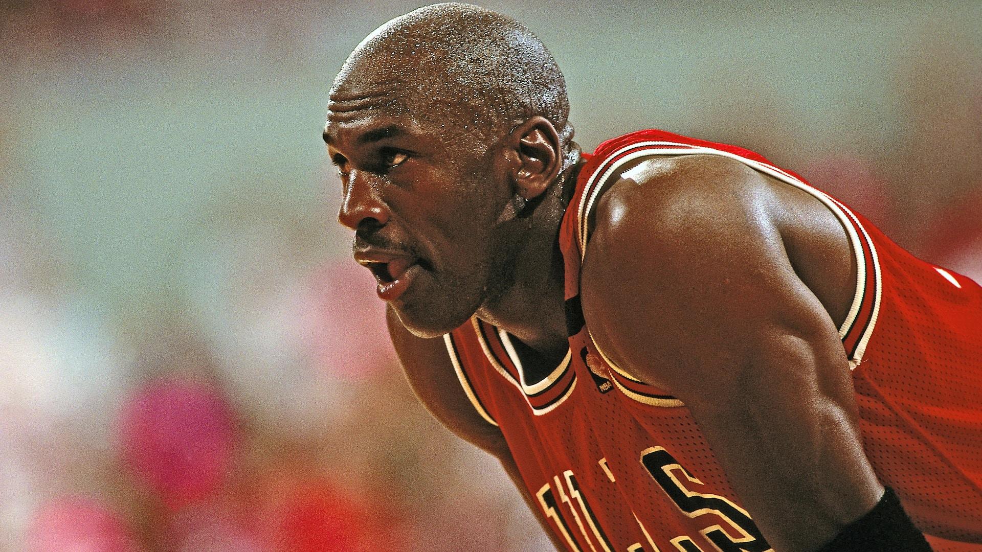 Michael Jordan The Last Dance Arremesso Final