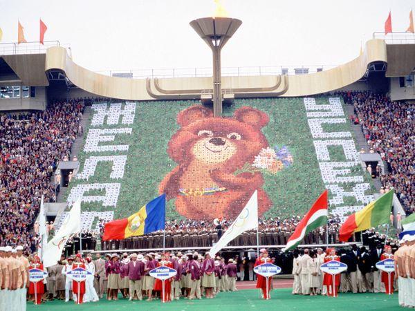 momentos inesquecíveis das cerimônias de abertura dos jogos olímpicos 1980