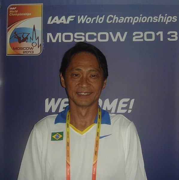 Corredora dos 100 e 200 m, Vitória Rosa destacou a relação com o treinador Katsuhico Nakaya, cogita treinar os 400 m e relembrou os Jogos Pan-Americanos.