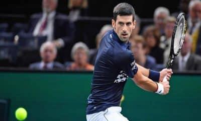 Novak Djokovic tênis Adria Tour - Nadal - água - vacina - polêmica Adria
