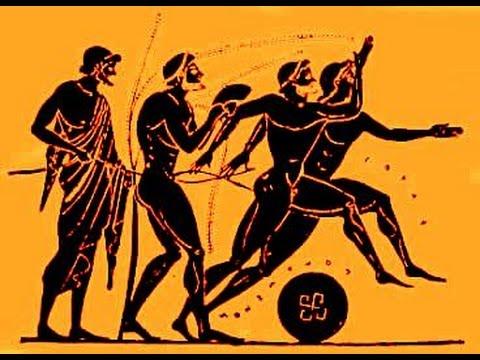 modalidades dos jogos olímpicos da grécia antiga - pentatlo