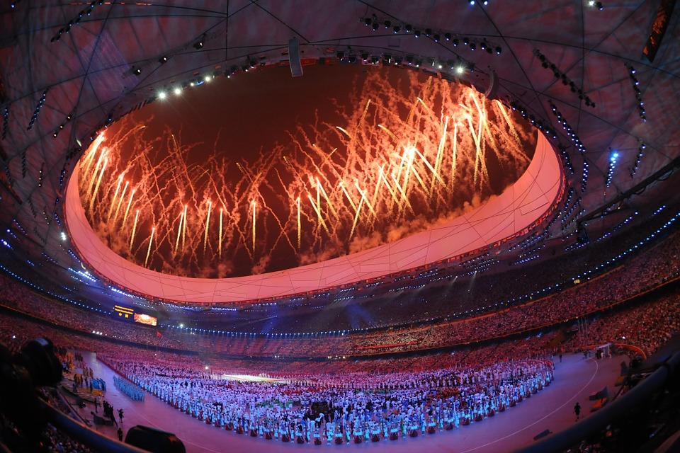 abertura dos jogos olímpicos de 2008