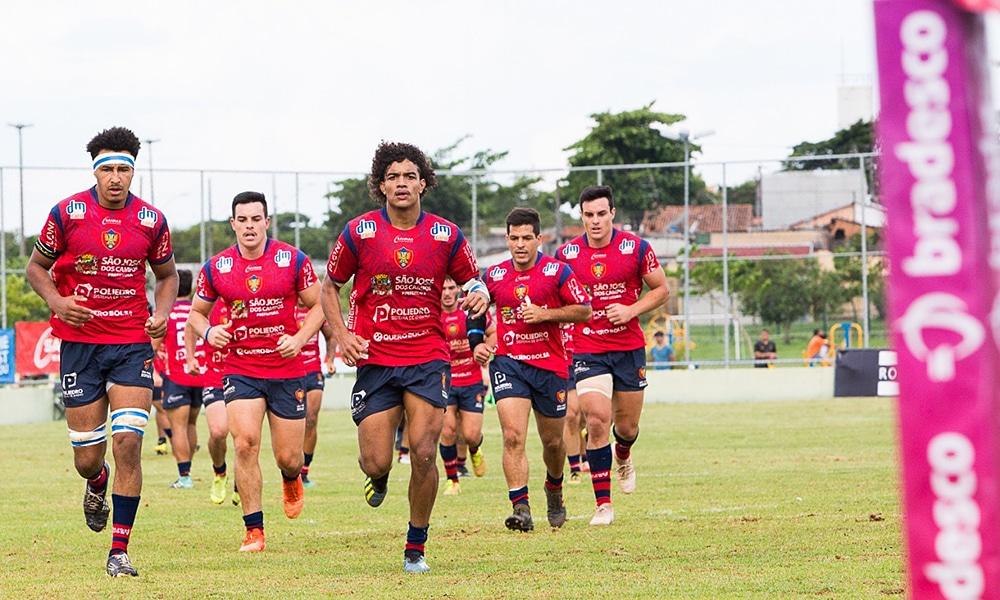 Brasileiro de Rugby XV masculino cancelamento são josé rugby campeão 2019