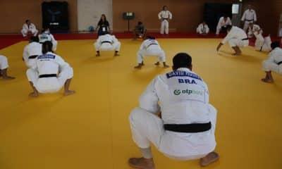 seleção brasileira de judô treinos japão hamamatsu 2018 protocolo coronavírus