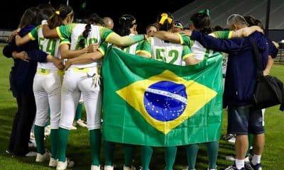 softbol seleção brasileira feminina Copa do Mundo 2023