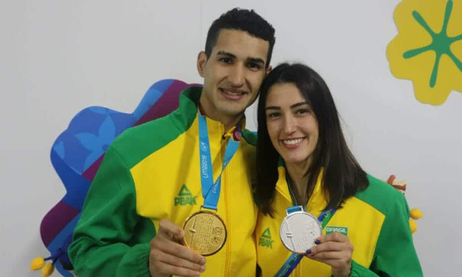 Netinho prevê medalhas do taekwondo brasileiro nos Jogos Olímpicos de Tóquio