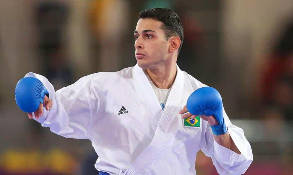 E se os Jogos Olímpicos de Tóquio fosse hoje - Vinícius Figueira - caratê - classificação olímpica - ranking - douglas brose - tóquio 2020