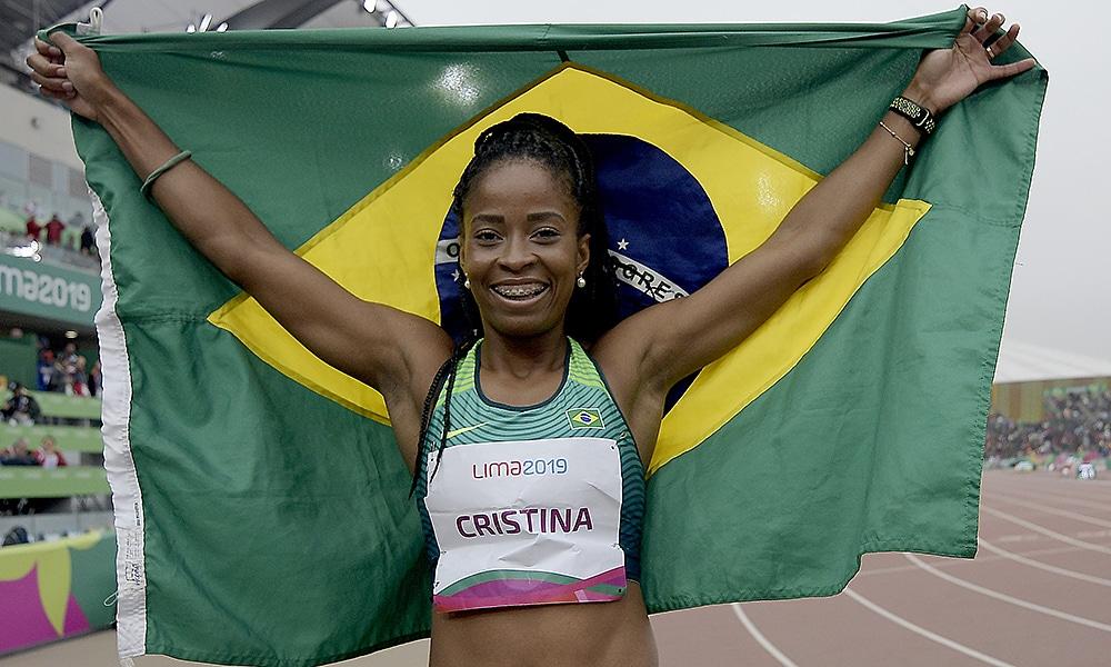 Vitória Rosa atletismo jogos olímpicos jogos pan-americanos lima
