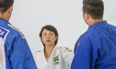 sensei Yuko Fujii seleção masculina de judô mental
