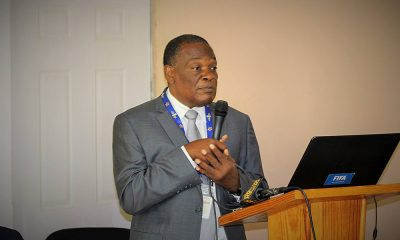 Yves Jean-Bart presidente federação haiti futebol assédio sexual fifa