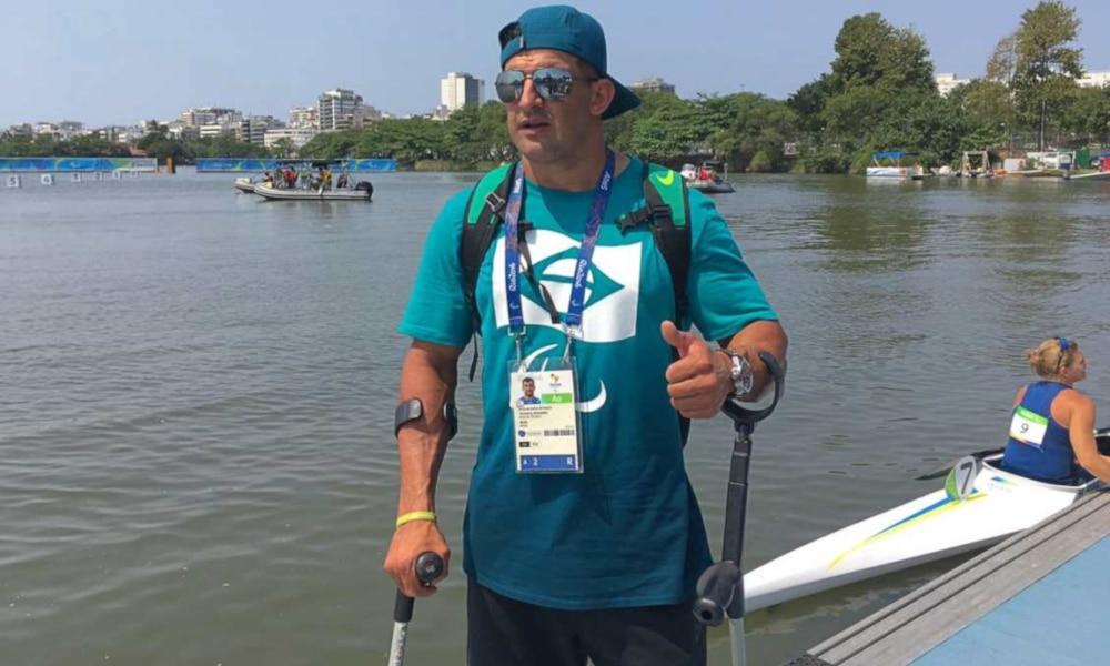 Fernando Rufino Cowboy Tóquio Medalha