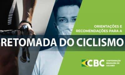 Coronavírus - CBC - Retorno aos treinos - Protocolo