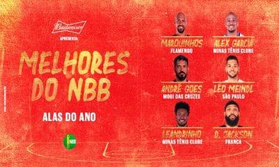 NBB - Melhor Ala NBB - Melhores do Ano NBB