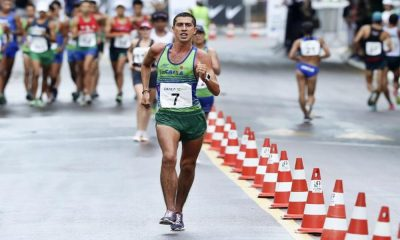 Mundial - Marcha Atlética - Sub-20 - Atletismo - Coronavírus - Tóquio