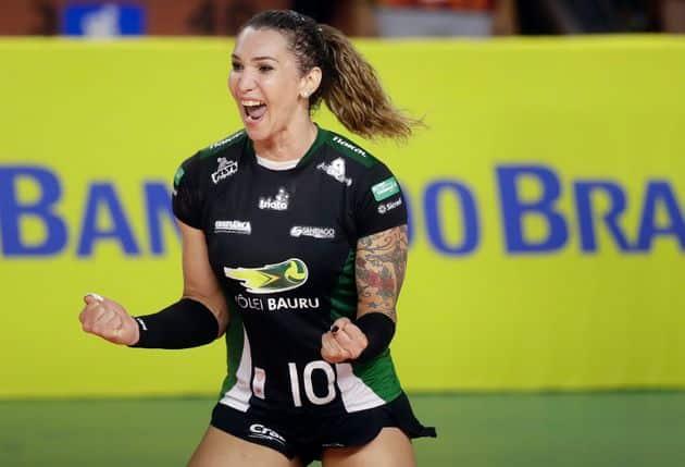 Tiffany Abreu - Transexual - Atleta Trans - Transexualidade no esporte