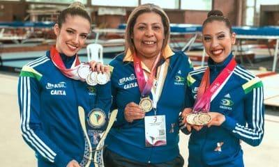 Monika Queiroz, Natália Gáudio e Deborah Medrado