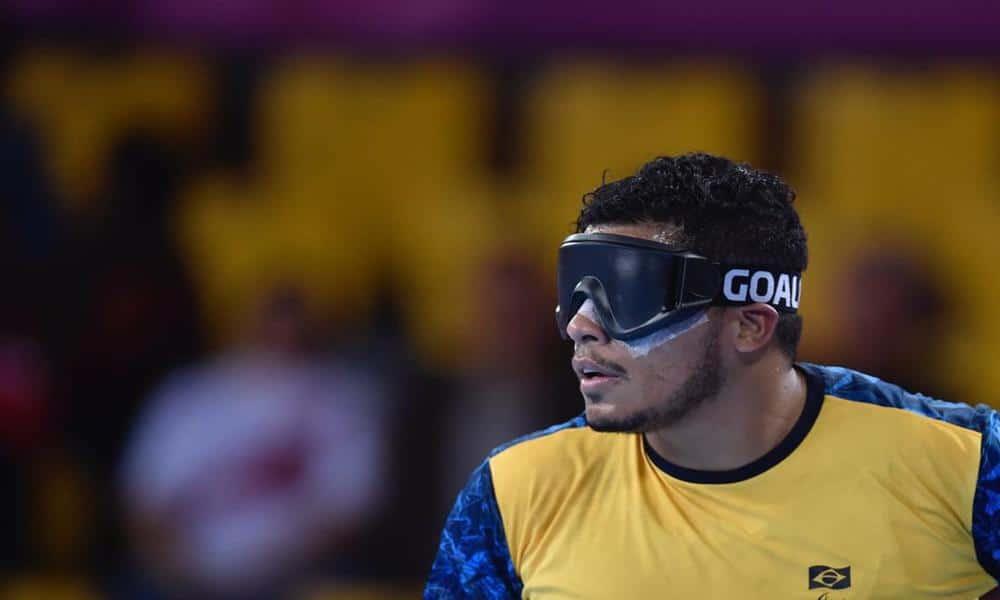 Leomon - Goalball brasileiros classificados paralimpíada tóquio-2020