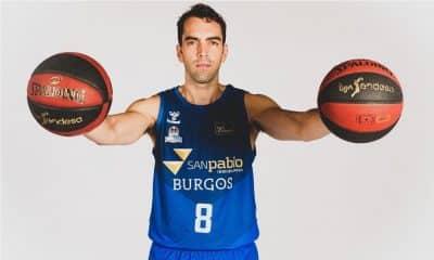 Vitor Benite - San Pablo Burgos - Basquete - Coronavírus - Campeonato Espanhol de basquete masculino