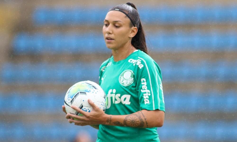 Bia Zaneratto Palmeiras futebol feminino carreira