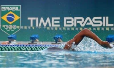Seletiva Olímpica de natação