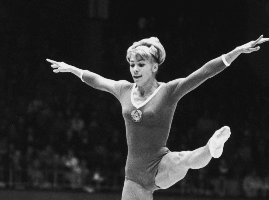 lista dos maiores medalhistas da história dos jogos olímpicos - larysa latynina