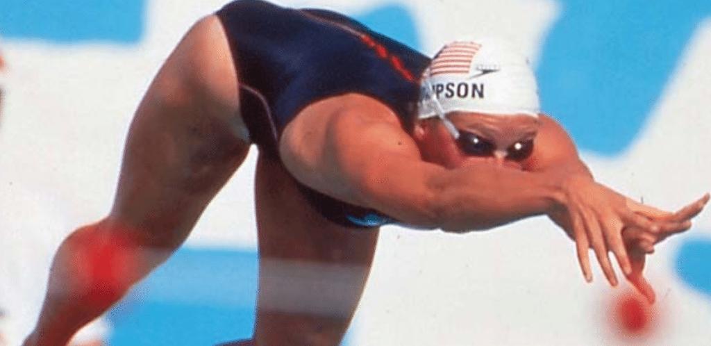 lista dos maiores medalhistas da história dos jogos olímpicos - jenny thompson