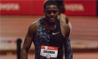 Christian Coleman - Doping - Antidoping - Atletismo