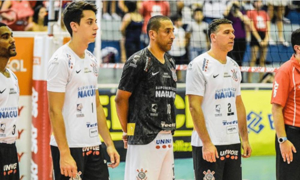 Cristiano Torelli Atleta Vôlei Corinthians Itapetininga