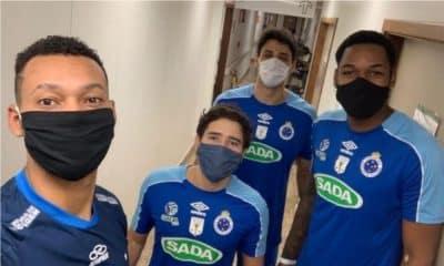 Cruzeiro - Pré-temporada - Coronavírus