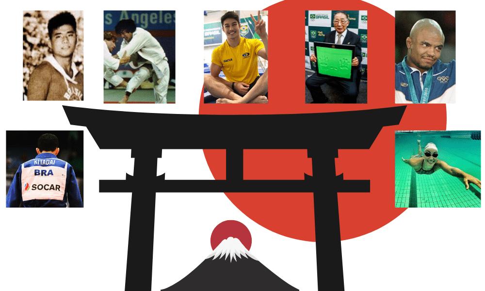 Dia da Imigração Japonesa: brasileiros nikkeis medalhistas olímpicos