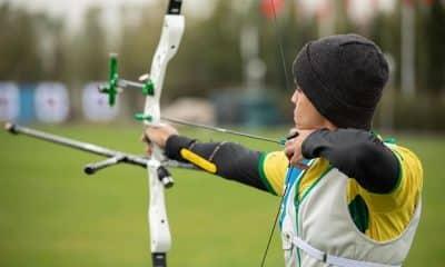 Bernardo Oliveira World Archery tiro com arco