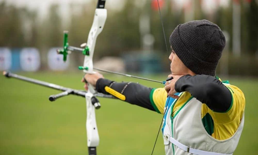 Bernardo Oliveira World Archery tiro com arco marcus d 'almeida brasileiro