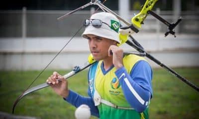 Bernardo Oliveira tiro com arco Lockdown Knockout doação de sangue