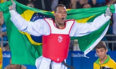taekwondo Maicon Andrade