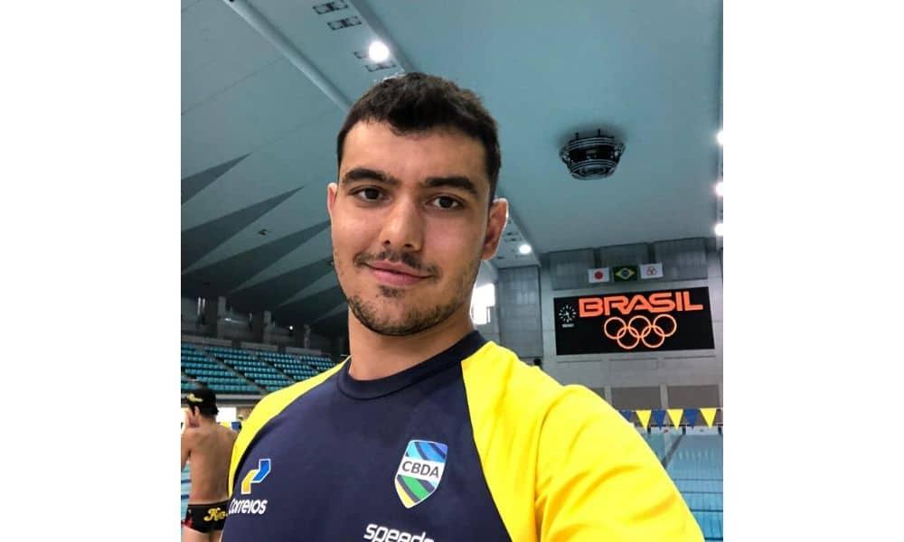 Victor Colonese, maratona aquática bronze lima-2019