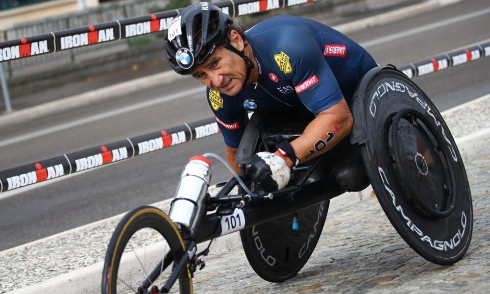 Alex Zanardi, bicampeão paralímpico