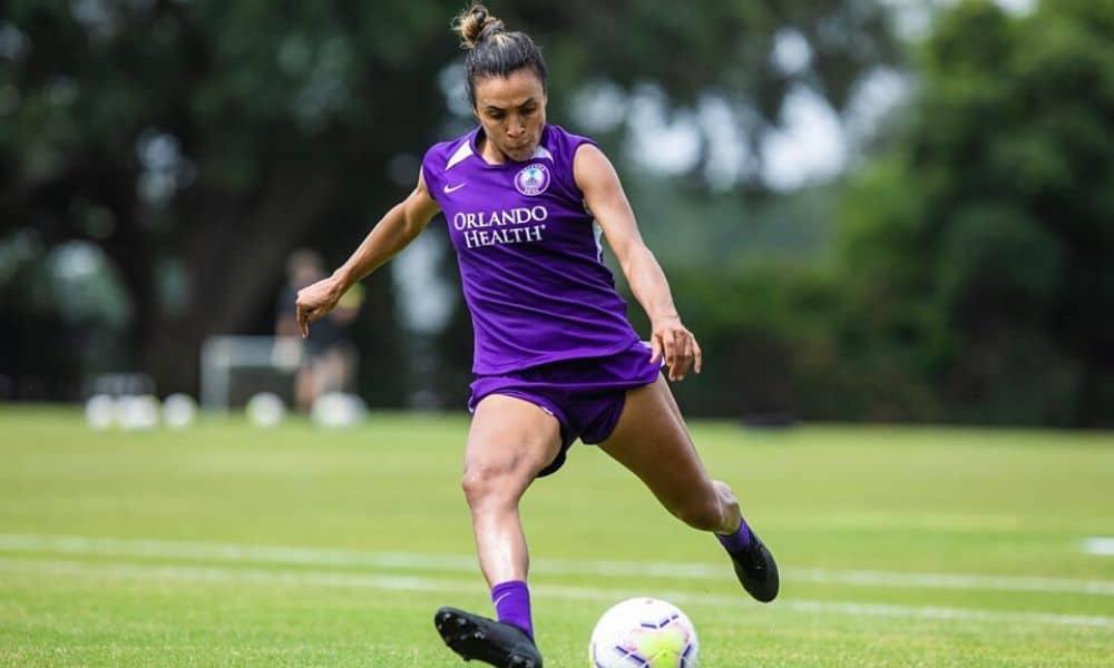 Marta Orlando Pride futebol feminino nwsl challenge cup eua