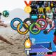 Dia Olímpico Ágatha Rippel Hugo Calderano