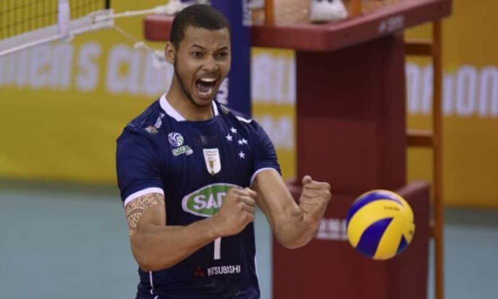 Alan retorna sada Cruzeiro (Douglas Magno/Sada Cruzeiro)