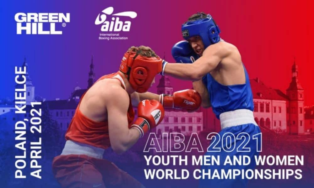 Mundial jovem e boxe 2021