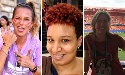 Orgulho LGBTQIA+ Alê Xavier Julia Belas Maíra Nunes