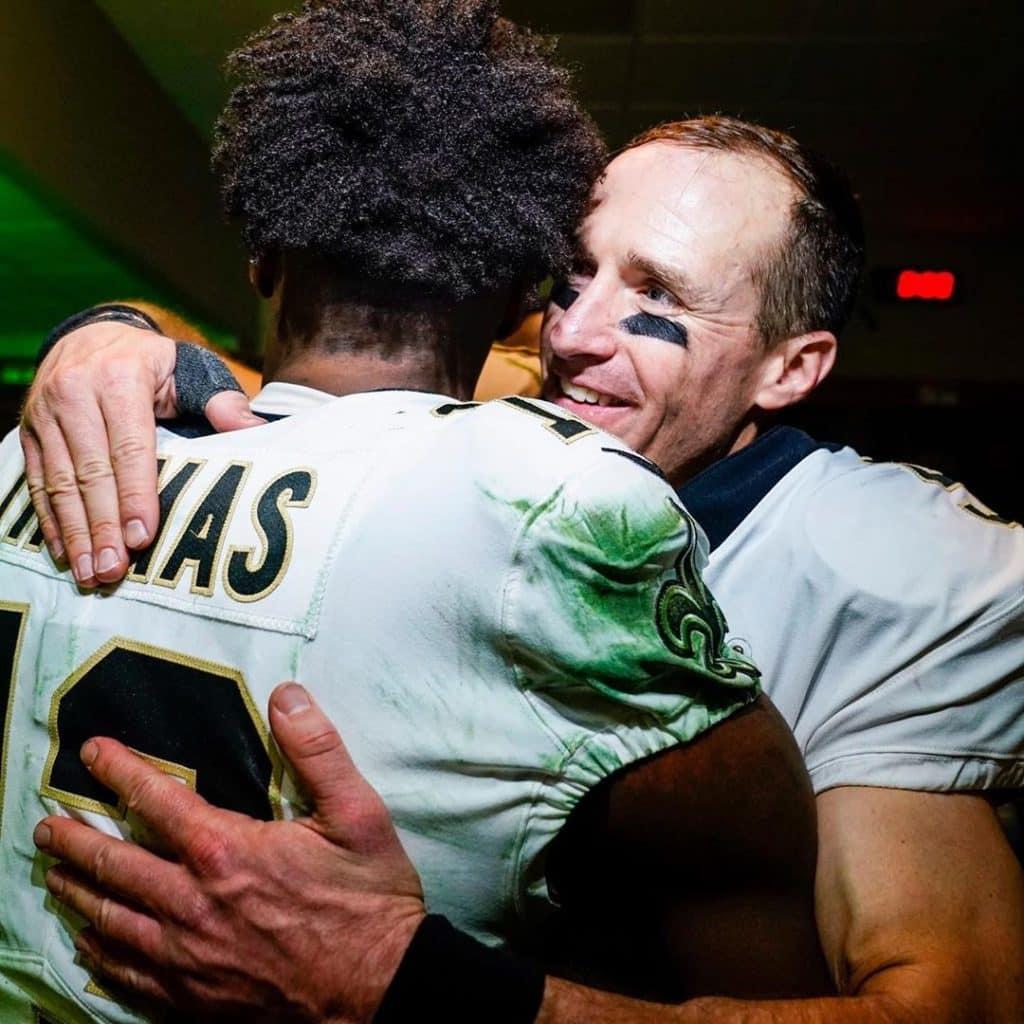 Astro da NFL, Drew Brees pediu desculpas pelas críticas que fez aos protestos contra o racismo. Atleta foi criticado por Lebron e outros esportistas