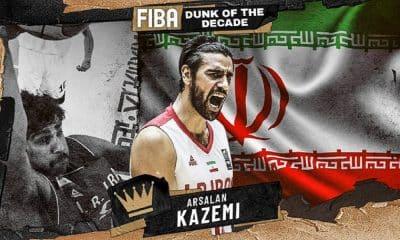 Melhor enterrada Iraniano Arsalan Kazemi