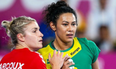 Elaine Gomes Brasileira Handebol Doping Campeã Mundial